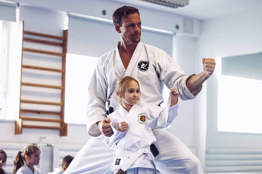 2019 Vater Tochter Training