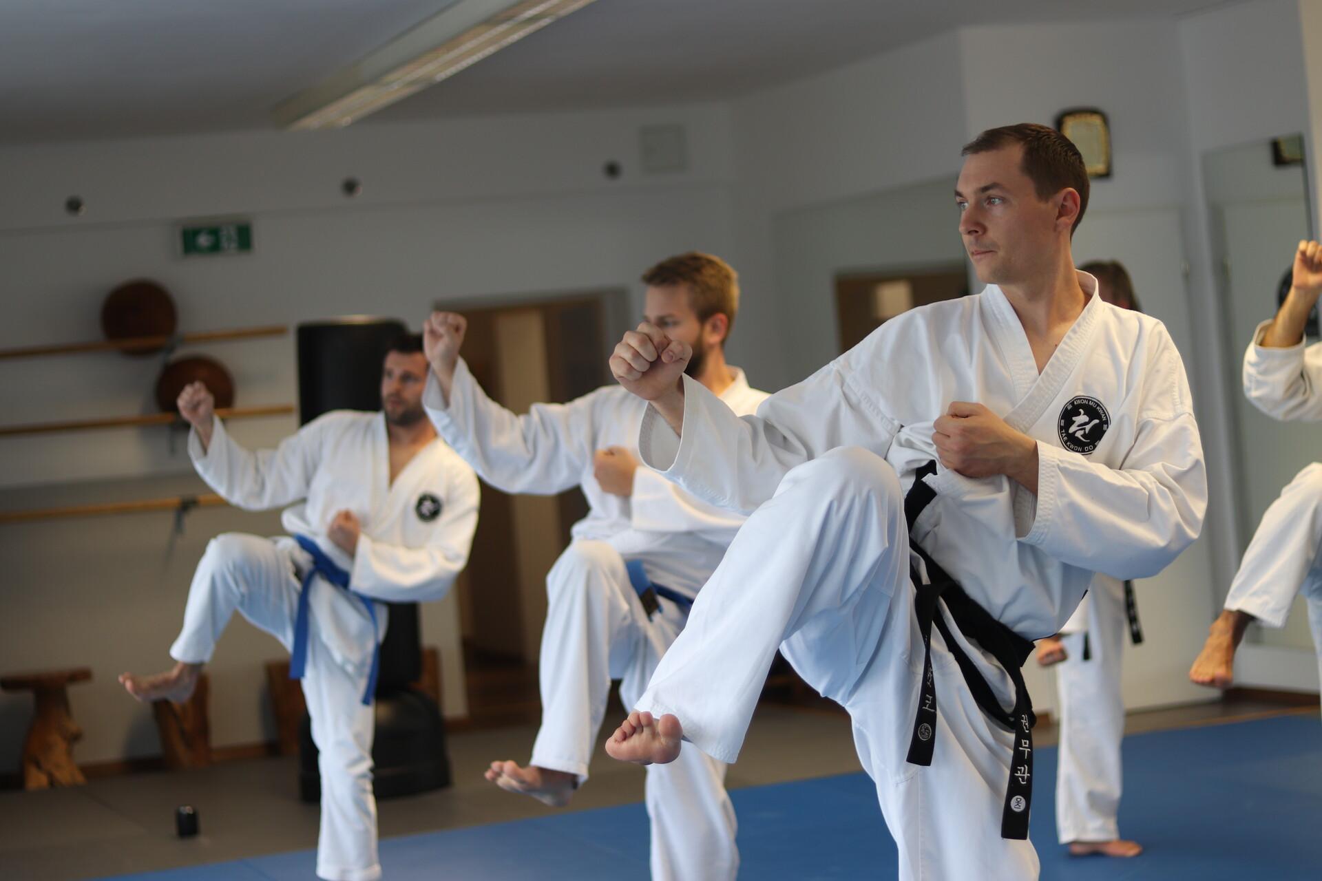 Kampfsport Jugendliche